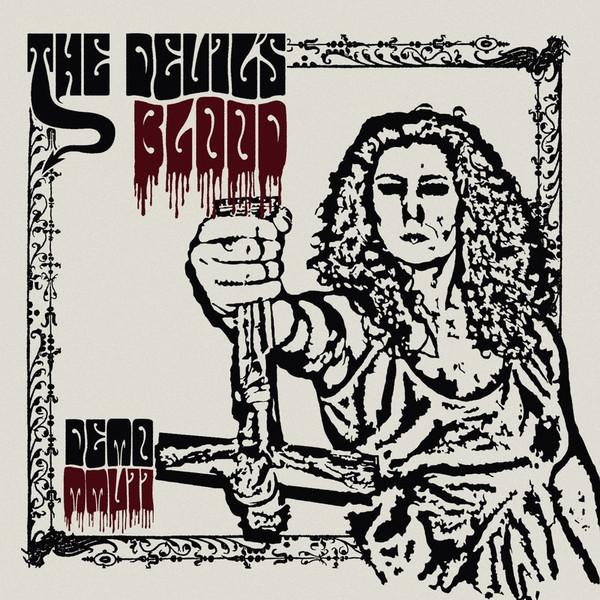 "The devil's blood - Demo MMVII   10"""