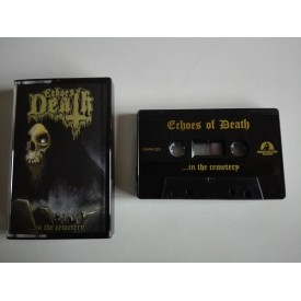 Echoes of death - In the cemetery  Cass