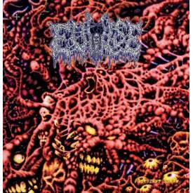 "Evulse - Pustulant spawn  12""  (Bile vinyl)"