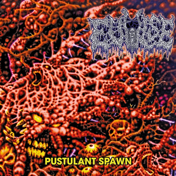 Evulse - Pustulant spawn  CD