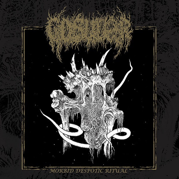 Gosudar - Morbid Despotic Ritual CD