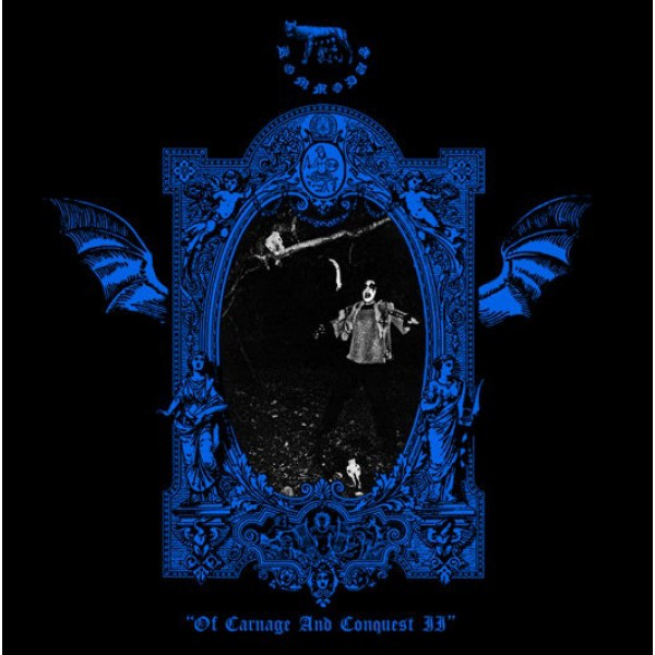 Kommodus - Of carnage and conquest II CD