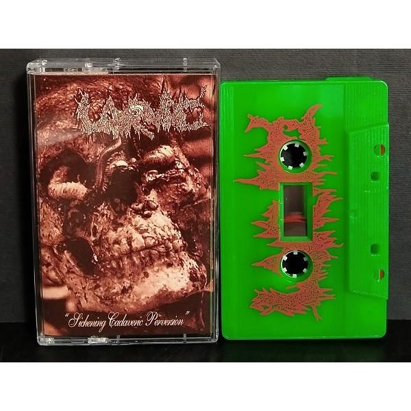 Larvae - Sickening cadaveric perversion  Cass (Green)