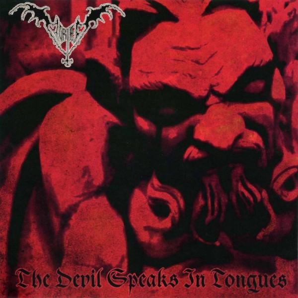 Mortem - The devil speaks in tongues CD