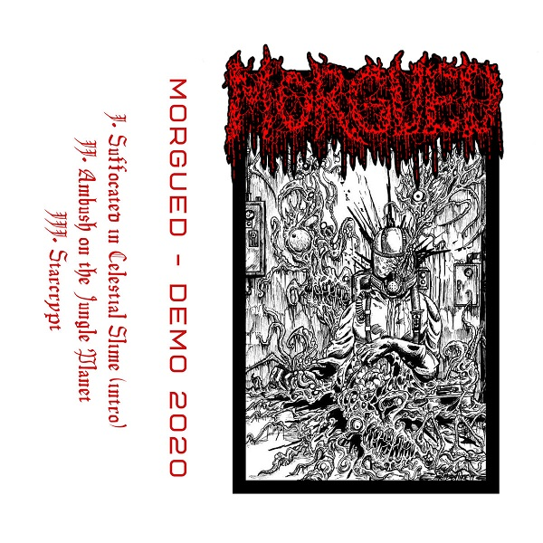 Morgued - Demo 2020 Cass