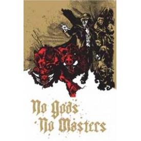 No Gods No Masters demo cass