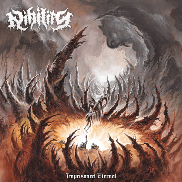 Nihility - Imprisoned eternal CD
