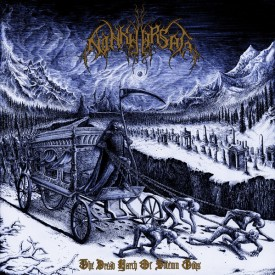 Ninkharsag - The dread march of solemn gods  CD