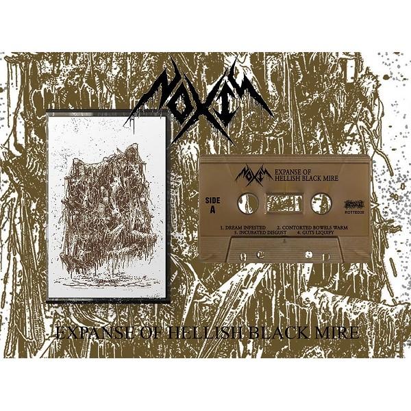 Noxis - Expanse Of Hellish Black Mire  Cass