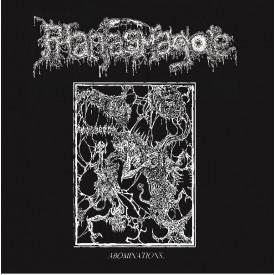 "Phantasmagore - ...abominations   7"" (Clear)  (pre order)"