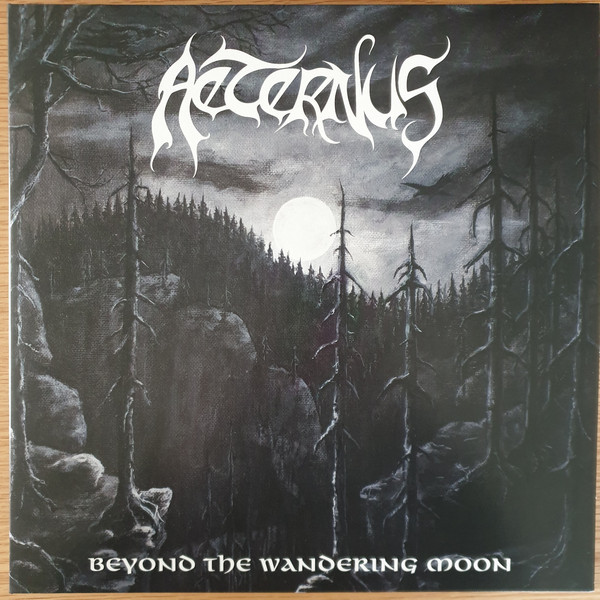 Aeternus - Beyond the wandering moon 2LP (Green)