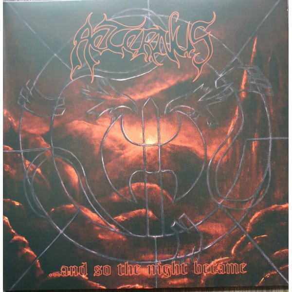 Aeternus - ....And so the night became 2LP  (red)