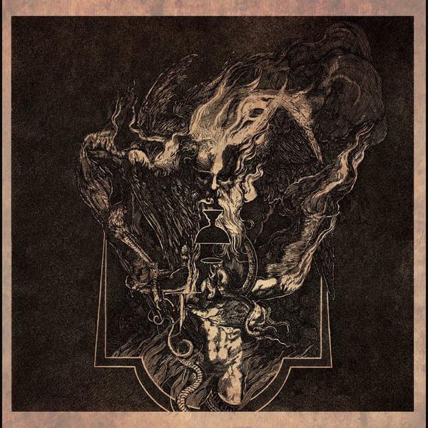 Árstíðir Lífsins /  Carpe noctem - split LP (Amber)