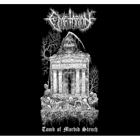 Cemetarian - Tomb of morbid stench CD