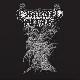 Charnel altar - demo LP  (green/black/smoke)