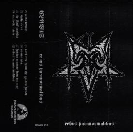 Clavus - Rebus paranormalibus  Cass  (Pre order)