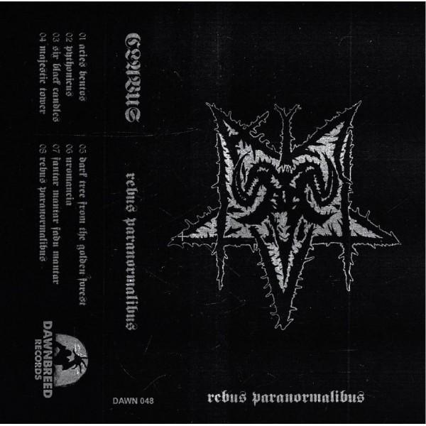 Clavus - Rebus paranormalibus  Cass