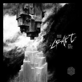Craft - White noise and black metal LP (Clear)