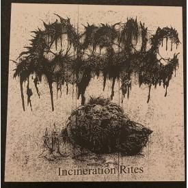"Cystic - Incineration rites 7"""