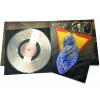 Mortuous - Through wilderness LP (EU version)  CLEAR vinyl