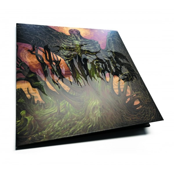 Mortuous - Through wilderness LP (EU version)