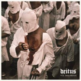 Deitus - Via Dolorosa LP (White)  PRE ORDER