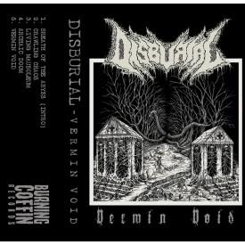 Disburial - Vermin void  Cass