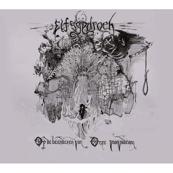 Elfsgedroch – Op de beenderen van onze voorvaderen LP (Grey)