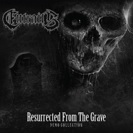 Entrails - Resurrected from the grave 2xLP  (splatter)