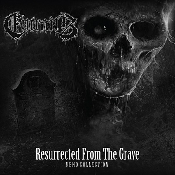 Entrails - Resurrected from the grave 2xLP  (Grey-300)
