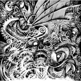 Entrapment - Imminent violent death LP