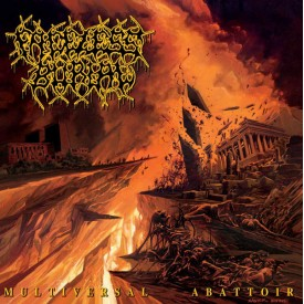 Faceless burial - Multiversal abattoir  CD