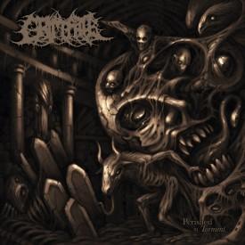 Grim fate - Perished in torment CD