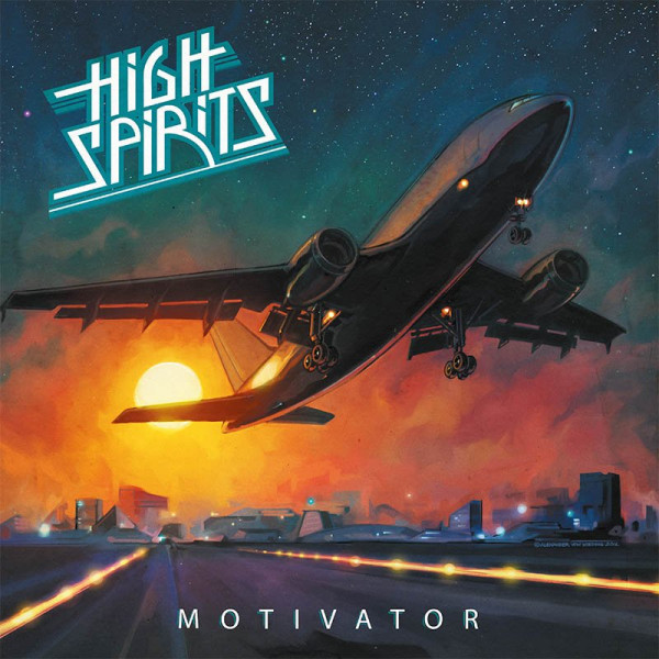 High spirits - Motivator LP