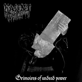 Haunt - Grimoires of undead power LP