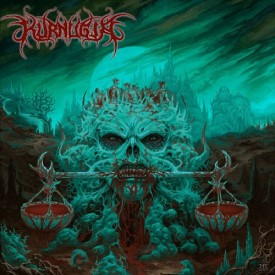 Kurnugia -  Forlorn and forsaken CD