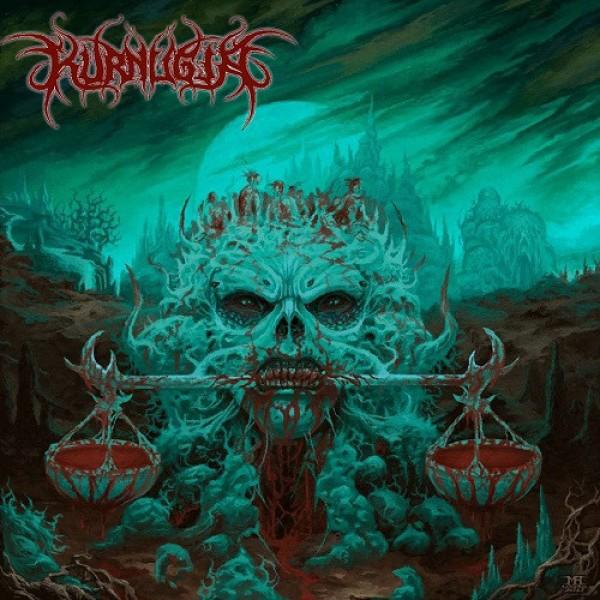 Kurnugia -  Forlorn and forsaken CD