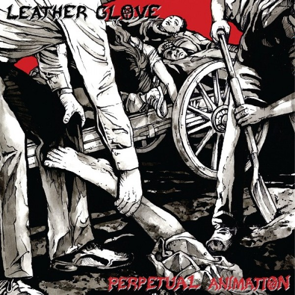 Leather glove - Perpetual Animation LP -Black-  (pre order)