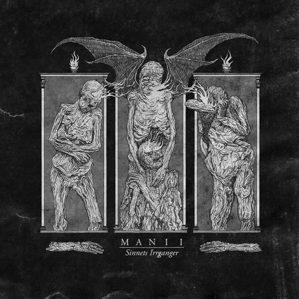 Manii - Sinnets irrganger  LP  (Dark blue)