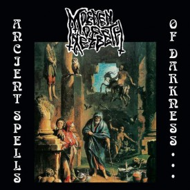Moenen of xezbeth - Ancient spells of darkness LP