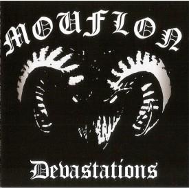 Mouflon - Devastations LP