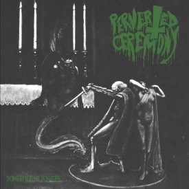 Perverted ceremony / Witchcraft split LP