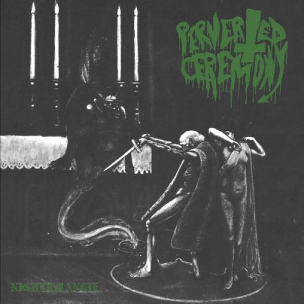 Perverted ceremony / Witchcraft split LP
