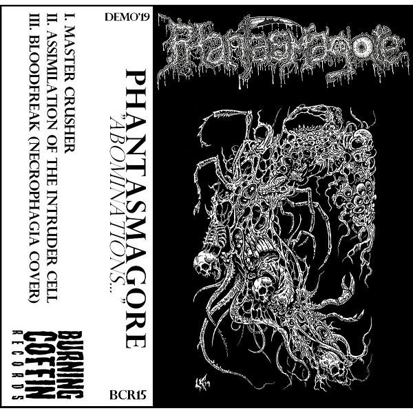 Phantasmagore - Abominations  Cass