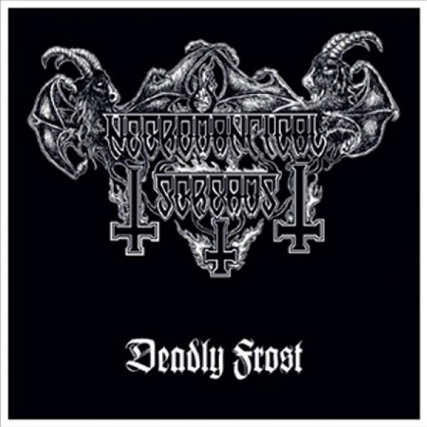 "Necromantical screams - Deadly frost  7"""