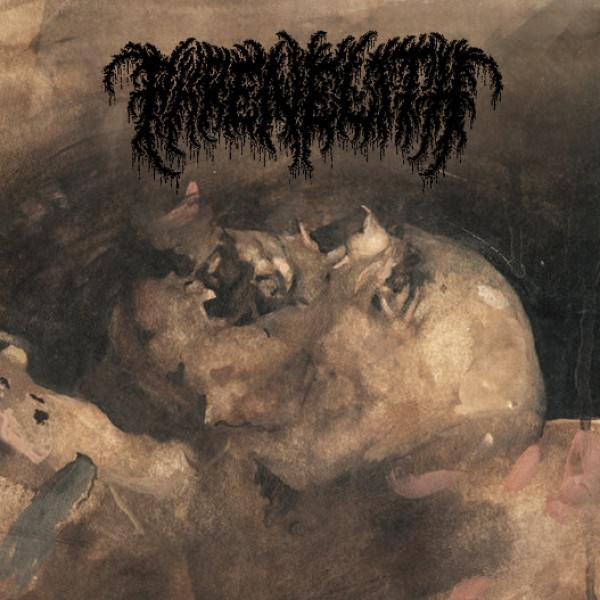 "Phrenelith - Ornamented dead eyes  7""  (Brown)"