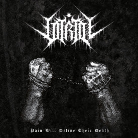 Vitriol - Pain will define their death  MCD
