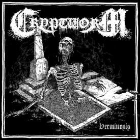 """Cryptworm - Verminosis  7"""""""