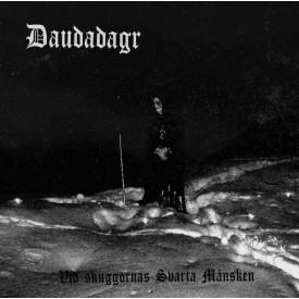 """Daudadagr - Vid Skuggornas Svarta Månsken 7"""" (White)"""