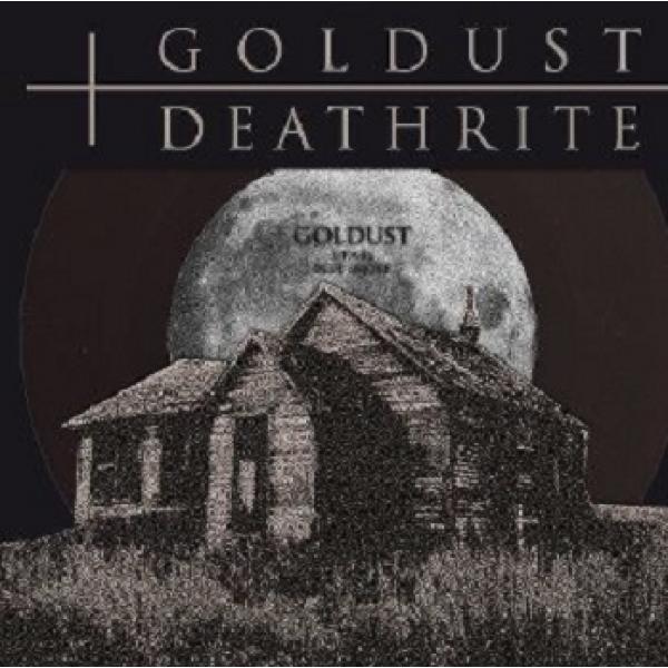 "Goldust / Deathrite split 7"""